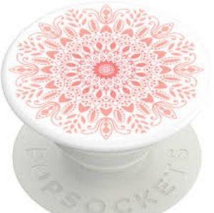 POPSOCKETS Pretty in Pink Mandala